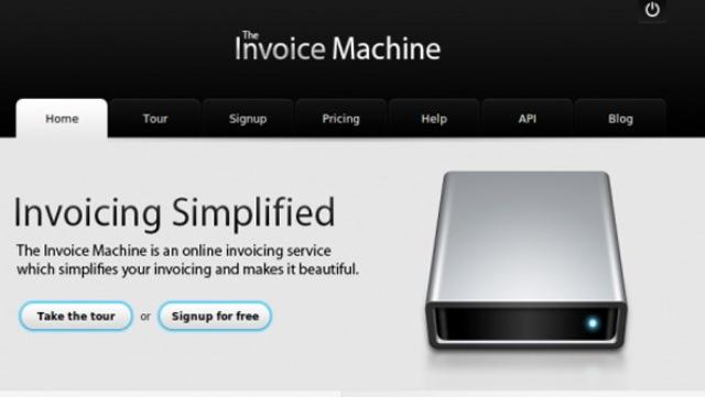 Invoice-Machine