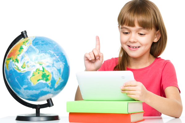 writing online for kids