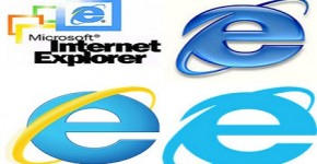 Versions of Internet Explorer