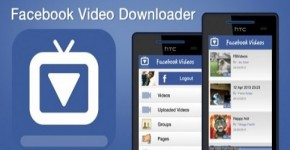 Facebook video downloader App
