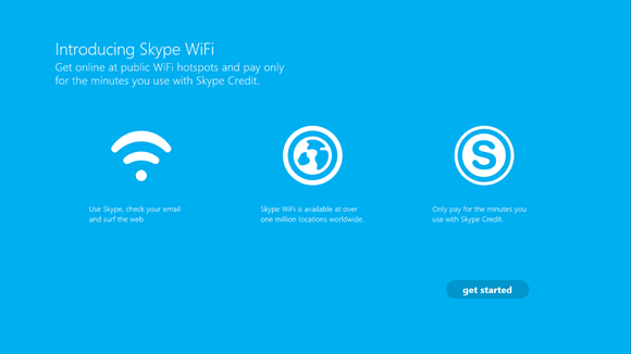 Skype Wi-Fi: Now Pay for Wi-Fi on per Minute Usage at One Million HotspotsTechnoBeep | TechnoBeep