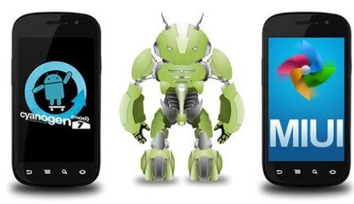 MIUI and CyanoGenMod