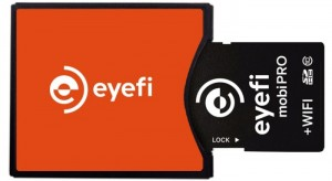 Mobi EyeFi SD card