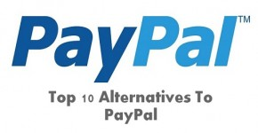 Alternatives to PayPal