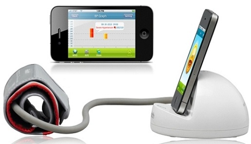 Blood Pressure Monitor Apps for iPhone | TechnoBeep