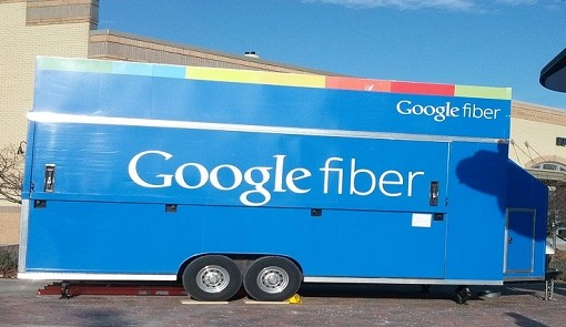 Google Fiber Internet Service to Dallas