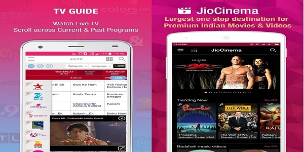 JioCinema Movies TV Music